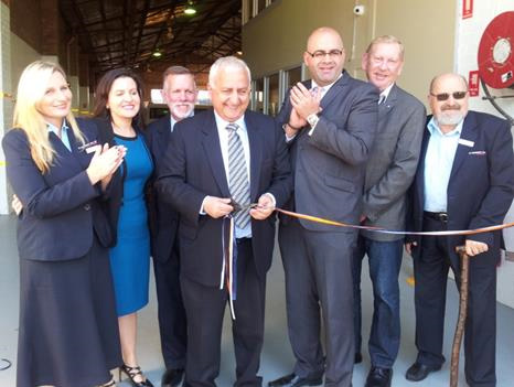 Revesby Opening